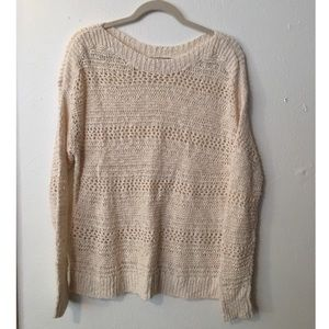 Ann Taylor: knit sweater